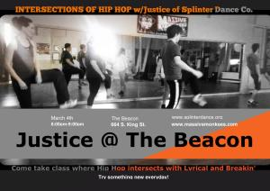 justice hip hop intersections